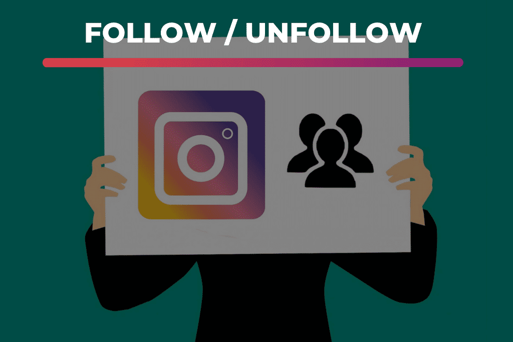 Instagram follow / unfollow